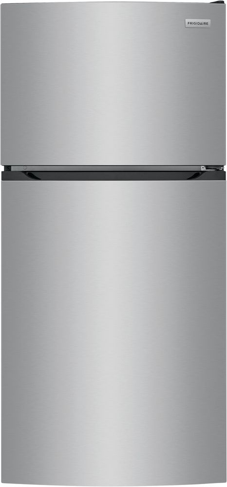 28-inch W 13.9 cu. ft. Top Freezer Refrigerator in Stainless Steel - ENERGY STAR®