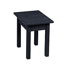 Small Rectangular Table Onyx