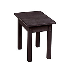 Captiva Casual Petite Table Rectangulaire Expresso