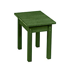 Small Rectangular Table Cactus Green