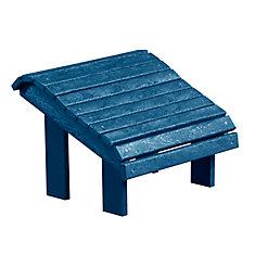 Premium Footstool Cobalt