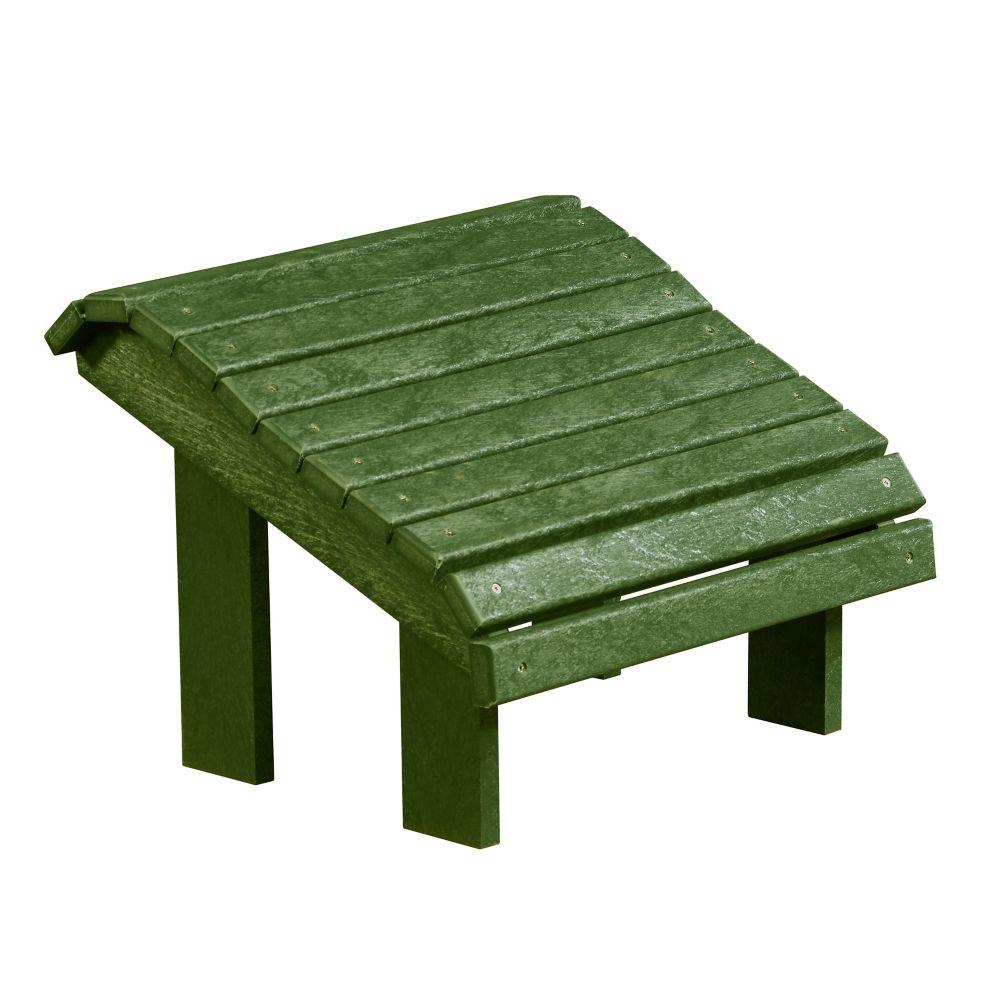 Captiva Casual Premium Footstool Cactus Green