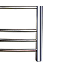 Towel Warmer Riviera Polished Hardwired