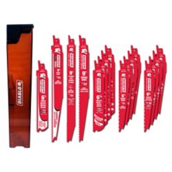 Diablo 14-Piece +2 Reciprocating Saw Blade Set