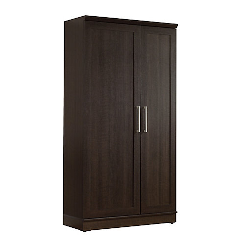 Homeplus Large Storage Cabinet in Dakota Oak