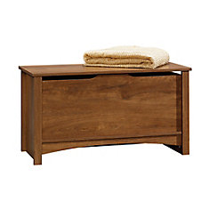 Awesome Shoal Creek Storage Chest In Oiled Oak Home Interior And Landscaping Ferensignezvosmurscom