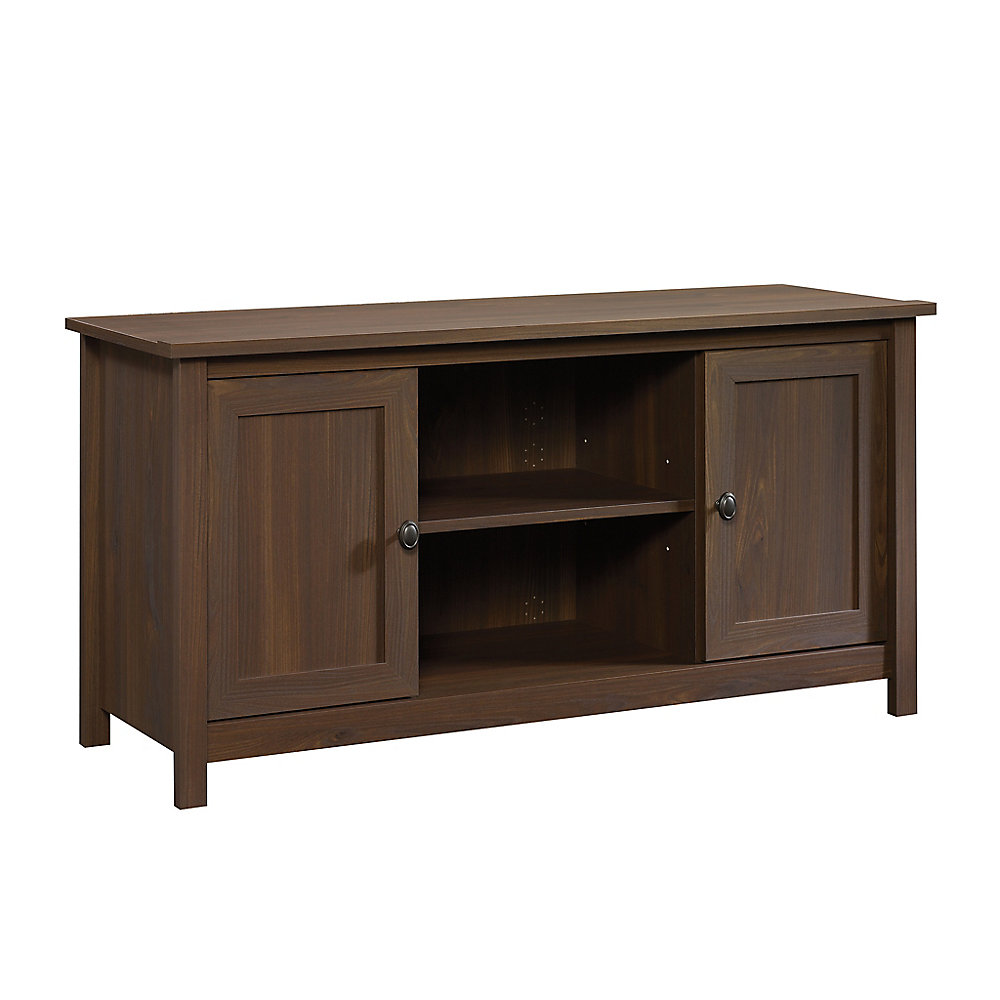 County Line Tv Stand in Rum Walnut