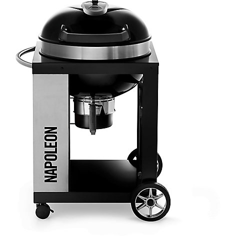 PRO Charcoal Kettle BBQ with Cart
