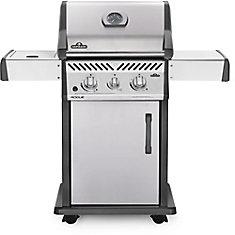 Rogue 365 Propane BBQ avec brûleur latéral de cuisinière