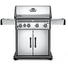 Rogue 525 BBQ Propane BBQ avec brûleur latéral de cuisinière