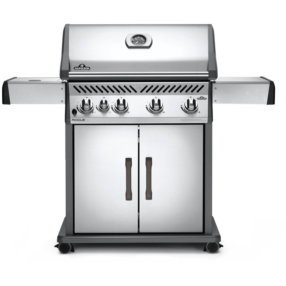 Napoleon Rogue 525 Natural Gas Grill with Range Side Burner