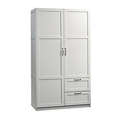 Storage Cabinet - 40 X 19 Deep in White