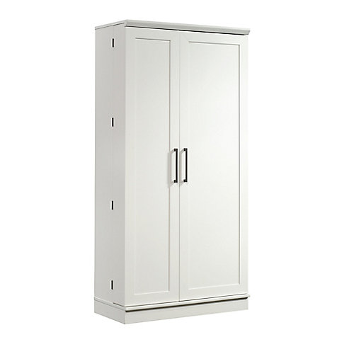 Homeplus Large Storage Cabinet in Soft White
