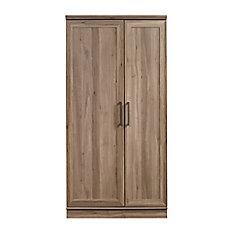 Homeplus Large Storage Cabinet in Salt Oak