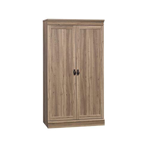 Sauder Woodworking Company Barrister Lane Storage Cabinet in Salt Oak