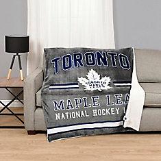 Toronto Maple Leafs Superlux/Sherpa