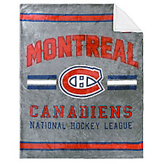 Montreal Canadiens Superlux/Sherpa