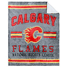 Calgary Flames Superlux/Sherpa