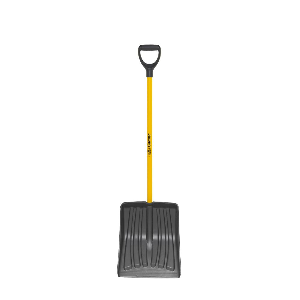 Pro Series 14-inch Polypro Blade Snow Shovel, Resists to Wear for Intensive Use