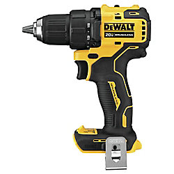 ATOMIC ATOMIC 20V MAX Brushless Cordless 1/2-inch Drill/Driver (Tool-Only)