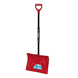 Garant 18-inch Full-Size Folding Snow Shovel With Compact Foldable Handle