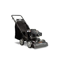 Remington 22 inch 159cc Engine Gas Chipper Shredder Vacuum