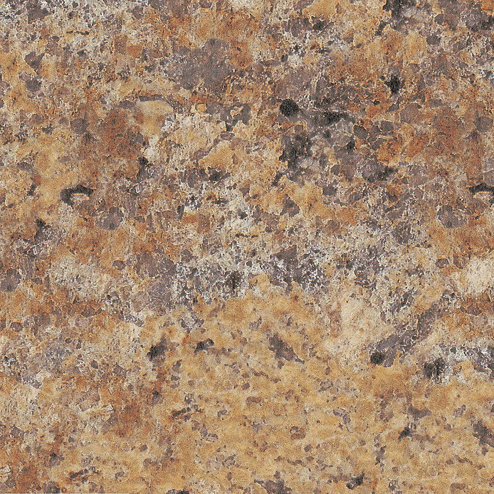 Butterum Granite 96-inch x 48-inch Laminate Sheet in Matte Finish