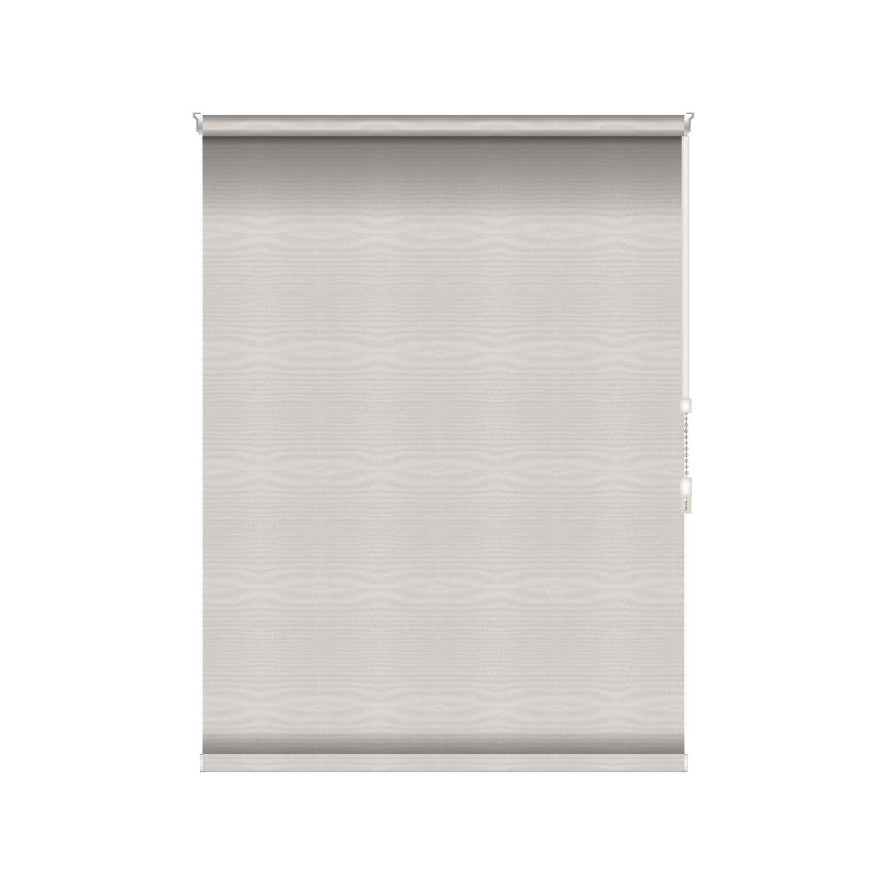 Tissue Opaque Toiles à Rouleau - Rouleau Ouvert à Chaîne - 77.25-po X 60-po en Glace