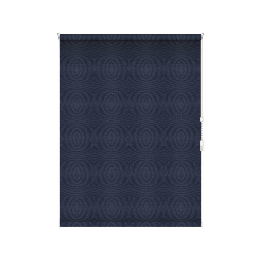 Tissue Opaque Toiles à Rouleau - Rouleau Ouvert à Chaîne - 20.5-po X 36-po en Marine