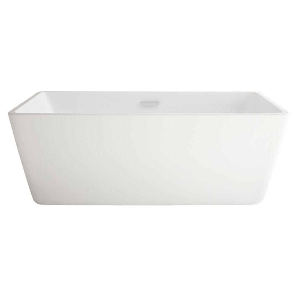 American Standard Sedona - Loft Freestanding Soaking Tub White