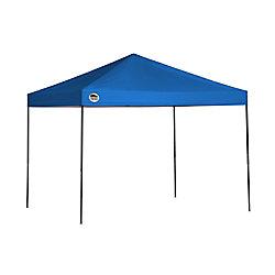 Shade Tech ST80 8 X 10 ft. Straight Leg Canopy - Blue
