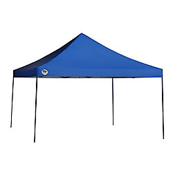 Shade Tech ST144 12 x 12 ft. Straight Leg Canopy - Blue