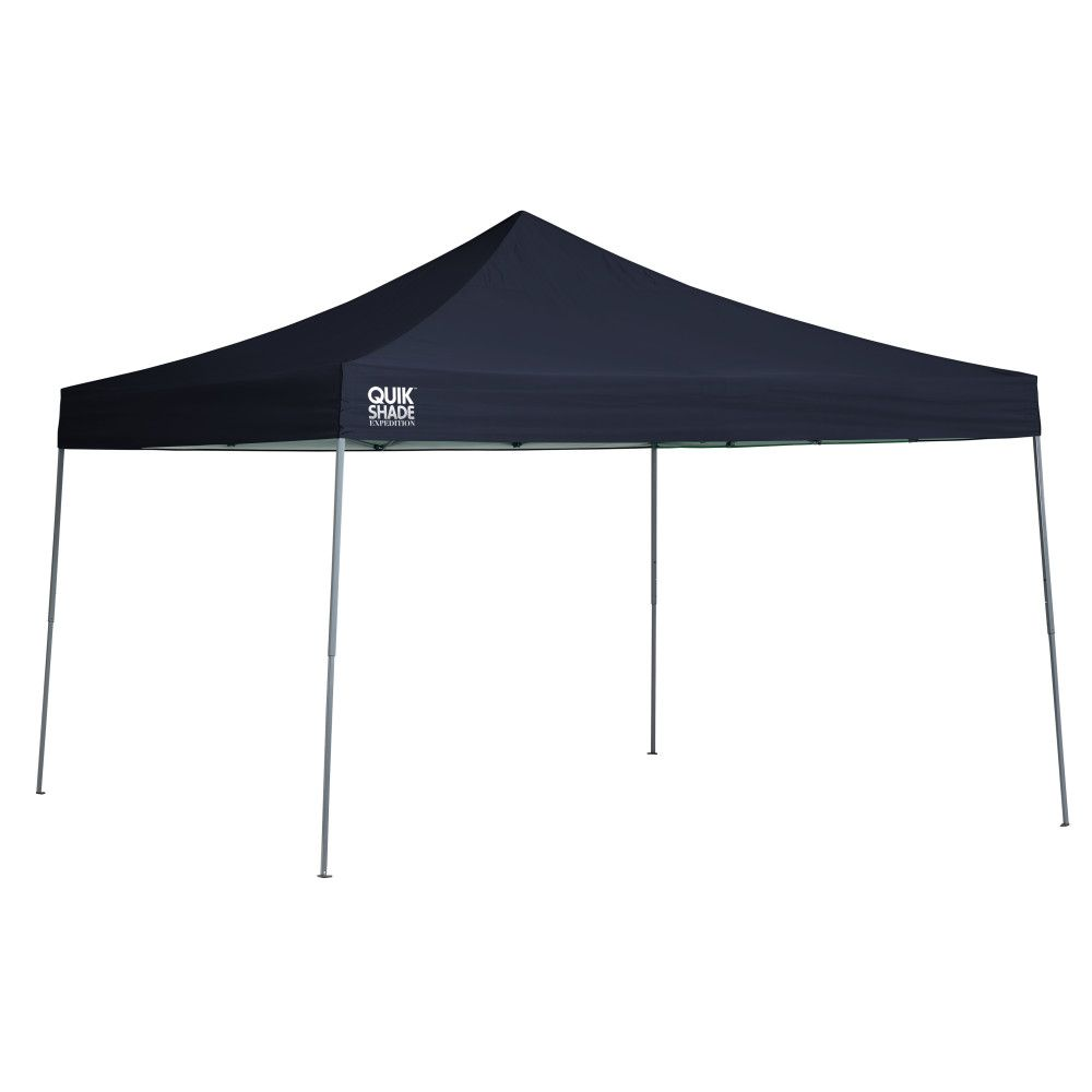 Quik Shade Expedition EX144 12 x 12 ft. Straight Leg Canopy - Twilight Blue