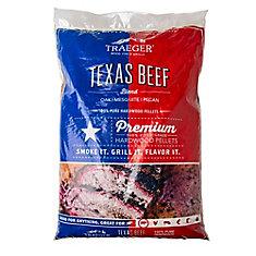 Granules De Bois - Mélange Pour Boeuf À La Texane (20 lb.)