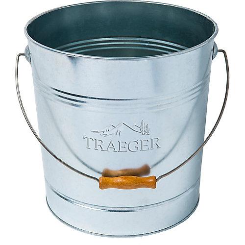 20 lb. Pellet Metal Storage Bucket