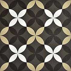 12-inch x 12-inch Clover Peel & Stick Vinyl Tile Flooring (20 sq. ft. / pack)