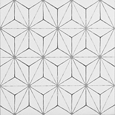 12-inch x 12-inch Kikko Peel & Stick Vinyl Tile Flooring (20 sq. ft. / pack)