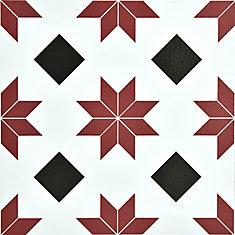 12-inch x 12-inch Orion Peel & Stick Vinyl Tile Flooring (20 sq. ft. / pack)