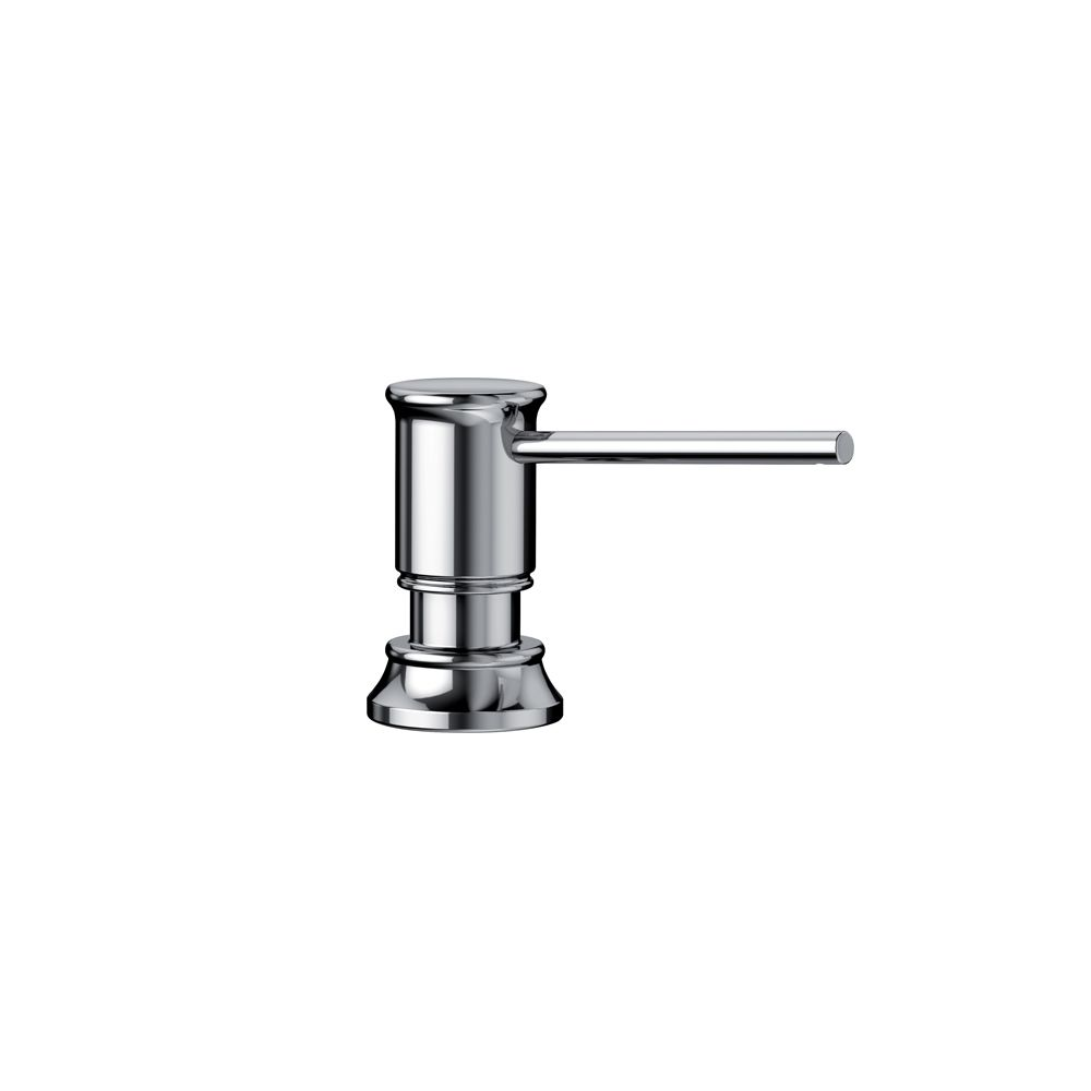 Blanco EMPRESSA Soap Dispenser, Chrome
