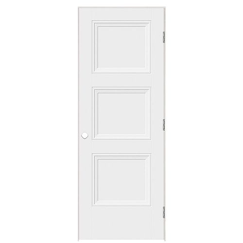Masonite 30-inch x 80-inch Livingston Right Hand Interior Pre hung Door