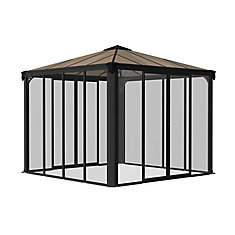 Ledro 3000 Closed Gazebo