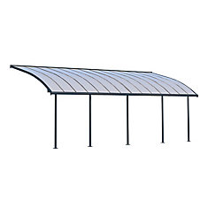 Joya Patio Cover System 10 ft. x 28 ft. - Grey