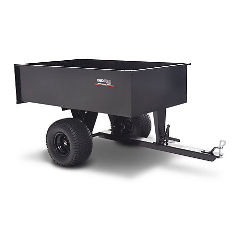 20 Cu ft. Welded Steel Heavy Duty ATV Cart