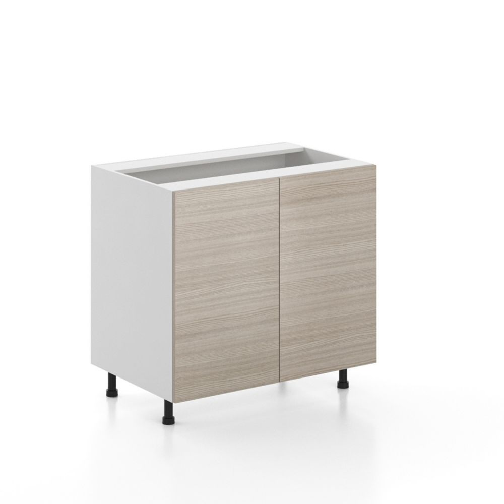 Home Depot Pine Kitchen Cabinets: Eurostyle Base Cabinet Geneva 36 In