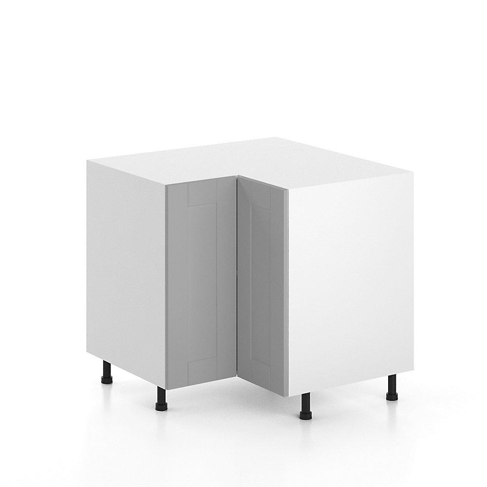 Eurostyle Kitchen Cabinets: Eurostyle Base Corner Cabinet Cambridge 36 In