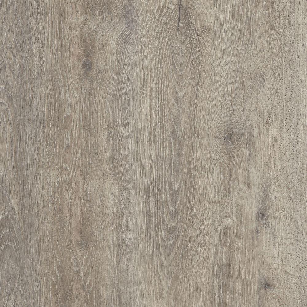 Sample - Biscayne Oak Luxury Vinyl Flooring, 5-inch x 6-inch