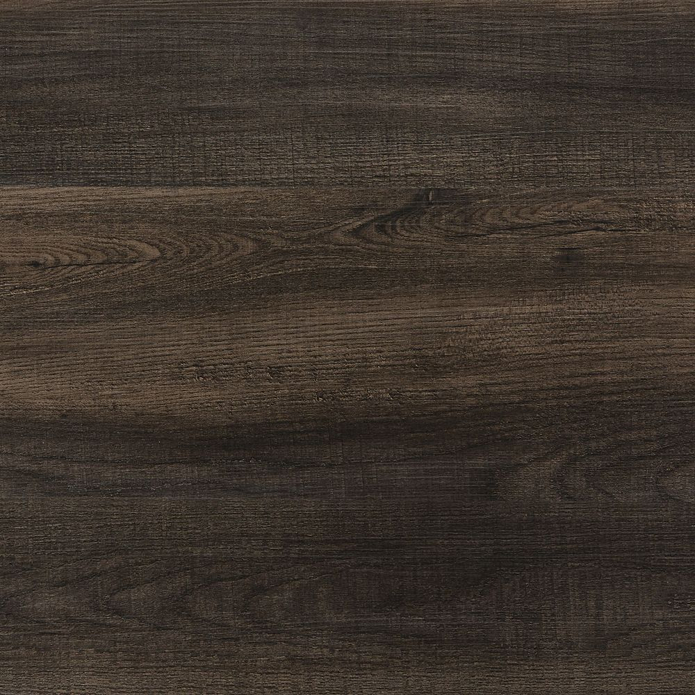 Sample - Midnight Wood Luxury Vinyl Flooring, 5-inch x 6-inch
