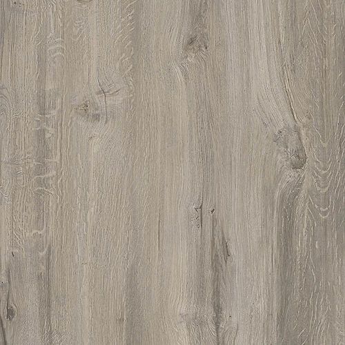 Lifeproof Sample - Sawn Oak Grey Luxury Vinyl Flooring, 5-inch x 6-inch