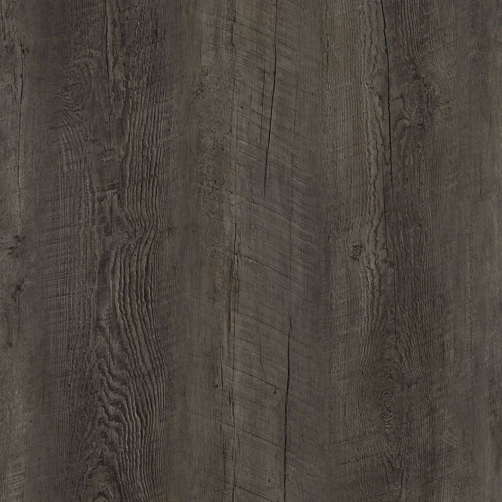 Sample - Dark Oak Luxury Vinyl Flooring, 5-inch x 6-inch