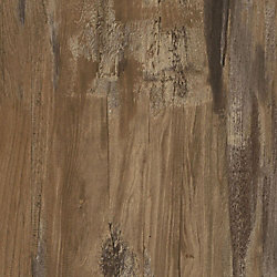 Sample Heirloom Pine Luxury Vinyl Flooring 5 Inch X 6 Inch